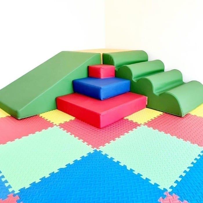 Climbing Corner Softplay Set
